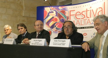 Malta Council for Culture and the Arts Launches the Summer Arts Festival