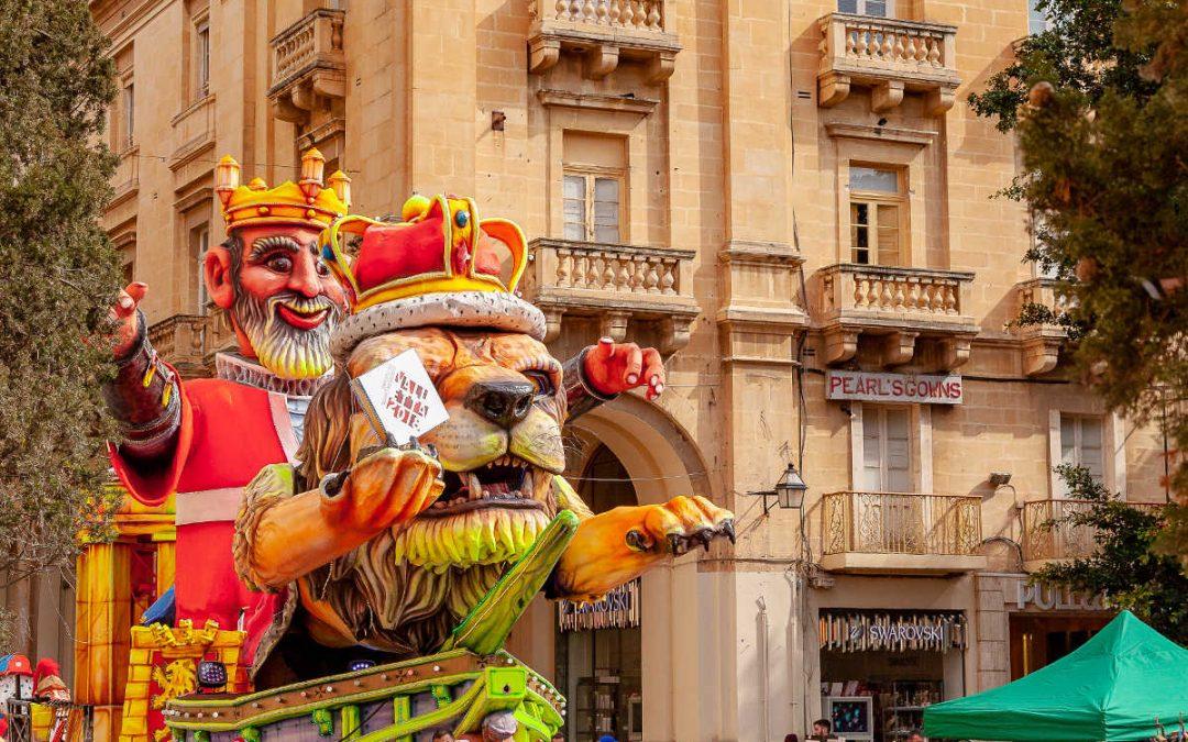 Carnival in Malta: All you need to know about Il-Karnival Ta' Malta 2019
