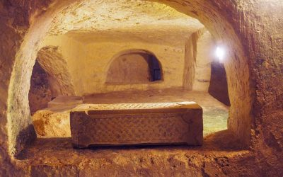 St. Paul's Catacombs in Rabat
